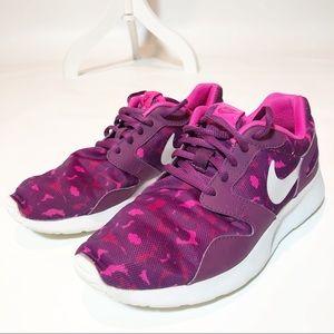Nike Kaishi Running Shoe Mulberry Size 7.5
